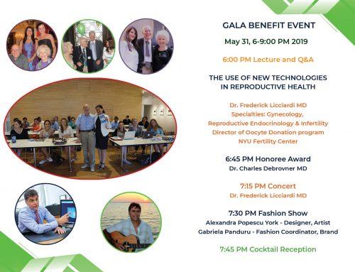 Gala Benefit Evening at the Kosciuszko Foundation, 5 East 65th Street NY, NY 10065 USA