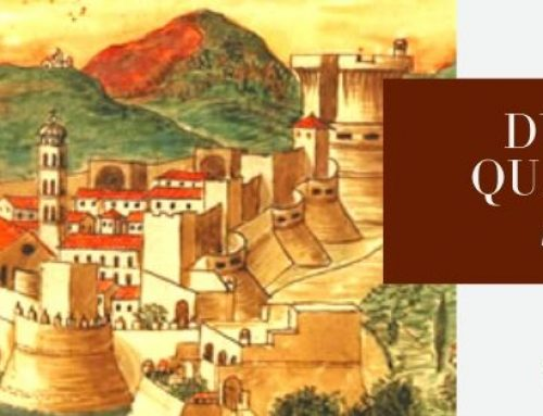 Lessons from Medieval Dubrovnik: Quarantine and COVID-19 in Croatia