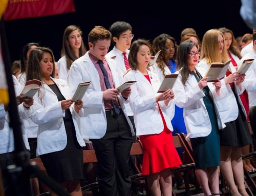 Open Letter To Medical Students On The Road Ahead To Becoming Professional Physicians