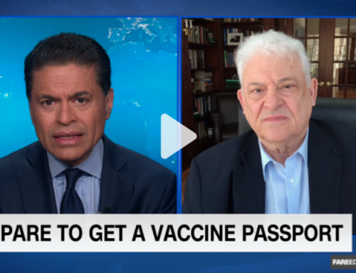 CNN On GPS: Are vaccine passports inevitable? Fareed Zakaria