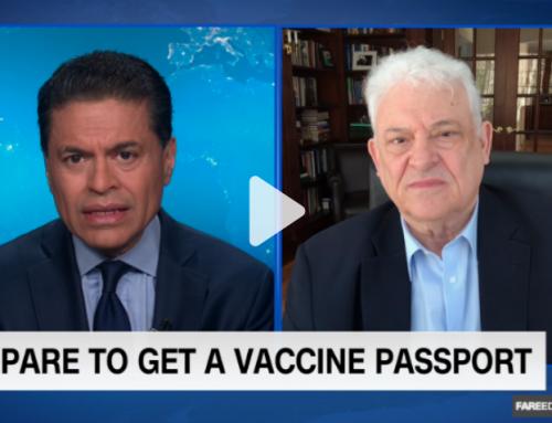 CNN On GPS: Are vaccine passports inevitable? Fareed Zakaria